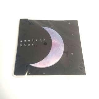 中子星 Neutron Star Memo 紙