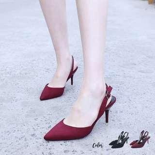 OL Slingback Heels