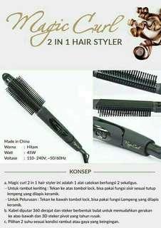 catokan rambut