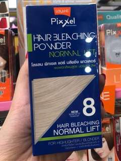Lolane Pixxel hair bleaching powder