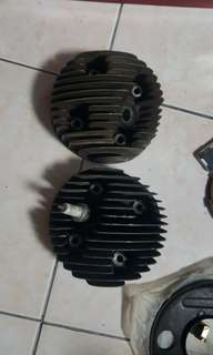 Block head vespa 150