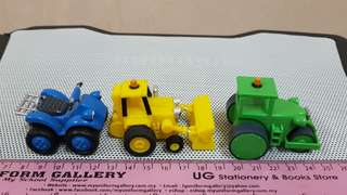 Bob the Builder vehicles - LOT
