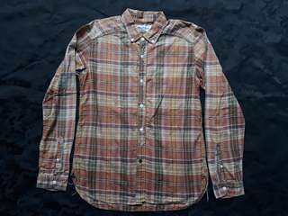 Spellbound plaid shirt