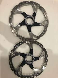 Shimano XT / Saint SM RT 79 Center Locking Rotors