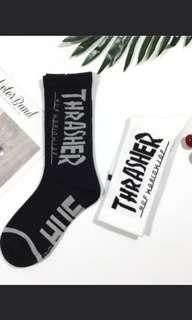 🚚 Thrasher Hypebeast Socks