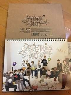 EXO Official Calendar