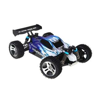 Wltoys A959 1/18 Scale 2.4G 4WD RTR Off Road Buggy RC Car