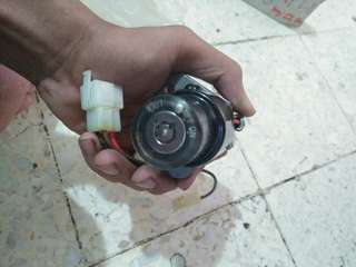 Ignition switch rxz