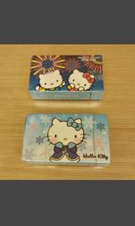 Hello Kitty撲克牌