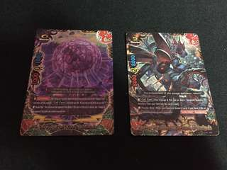 BuddyFight (Eng) - Yamigedo Set