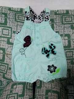 Baby girl romper/jumper