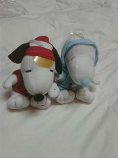 Snoopy Stuffed Toy