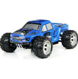Wltoys A979 1/18 Scale 2.4G 4WD RTR Monster Truck
