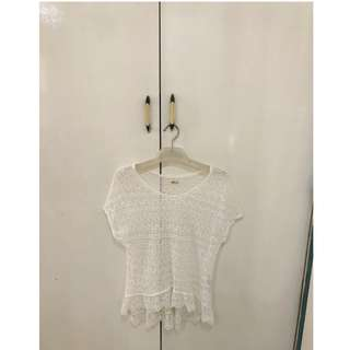 Lace Top (Hollister)