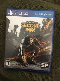 Ps4 Games Crash bandicoot, Mirror's Edge, Second son, God of War3
