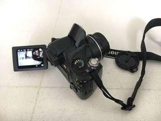Canon Camera SX40HS - 35x optical, video full HD