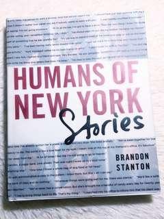 💜 Humans of New York Hardbound Book