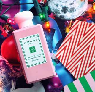 Jo Malone Green Almond & Red Current Original 💯