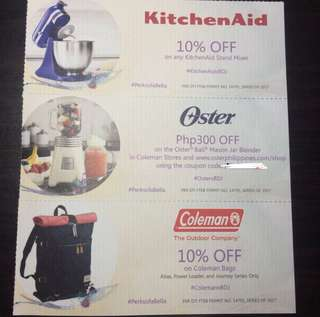 Kitchen Vouchers