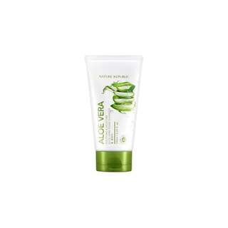 Brand New ALOE VERA FACIAL FOAM by Nature Republic 150ml