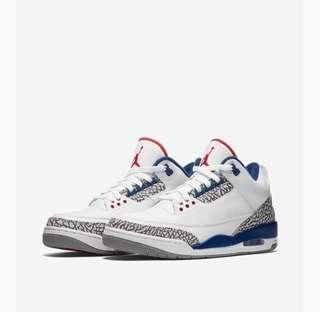🚚 Air Jordan 3