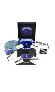New Metallica Ride The Lightning Deluxe Box Set