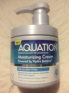AQUATION Moisturizing Cream