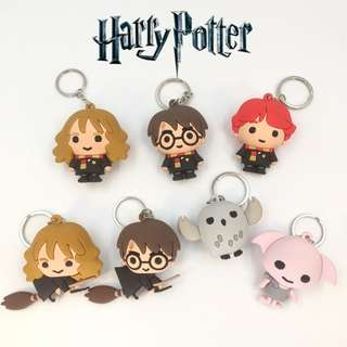 Harry Potter - Characters Keychains ( D10 )