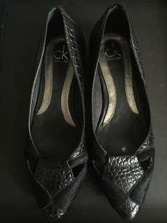 Authentic Calvin Klein Shoes