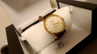Tissot carson 卡森機械錶 天梭