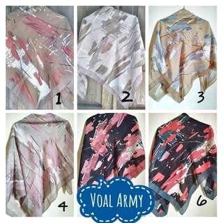 Umama scarf army
