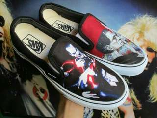 Vans Slip-On Joker Black Size : 40/41/42/43/44  Waflee ICC