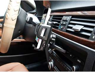 Car CD slot phone mount 汽車CD口支架