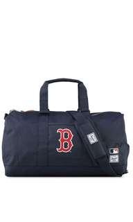 Herschel Supply Co. Novel Duffle The Major League Baseball (MLB) Boston Redsox