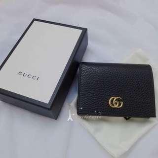 Gucci marmont 兩摺短銀包 $2550