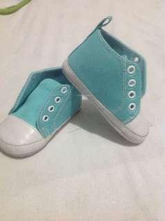 Aqua Baby Shoes