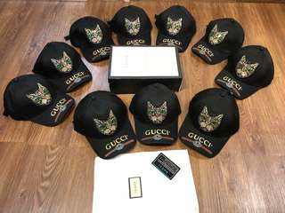 Gucci cap high quality