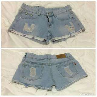 Brand of jeans shorts