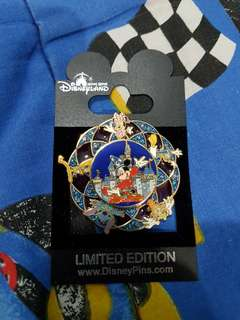 Limited edition Disney Pin