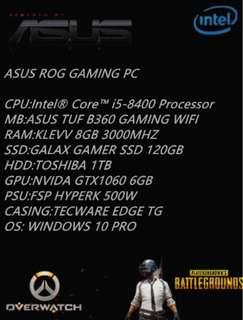 ASUS Gaming Desktop