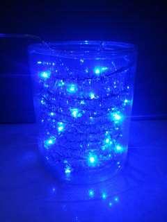LED 燈串 - 藍色
