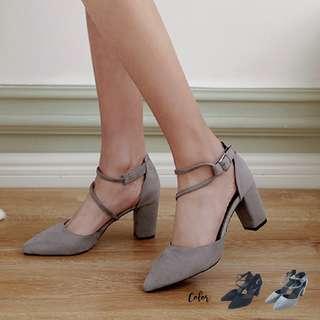 Austen D Ankle Heels