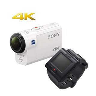 Sony Action Cam X3000R 100%new