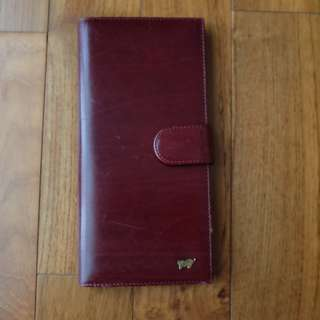 Braun Buffel Wallet ( Authentic / ORI)