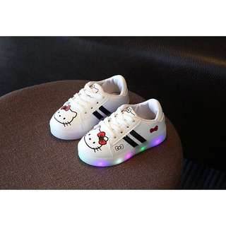 hello kitty led sneakers  for kids