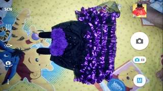 Ballet Dress Purple 4-8 months