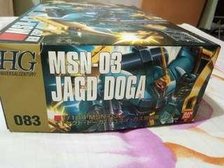 Gundam jagd doga