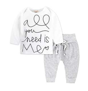 Children's cotton casual sportswear
