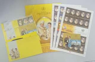 2015 Pertabalan Sultan Nazrin Muizzuddin Shah folder set