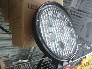 🚚 9燈LED圓形燈